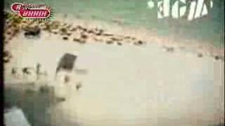 el baile de las pompas en la playita