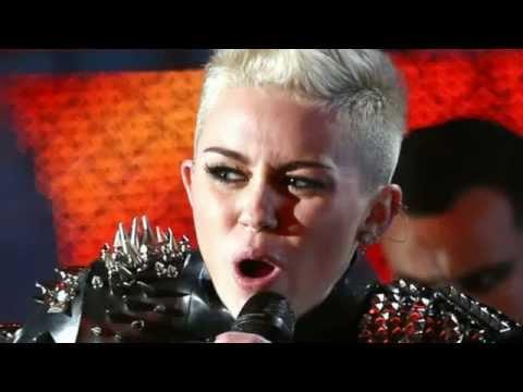 Miley Cyrus - Rebel Yell (Live)