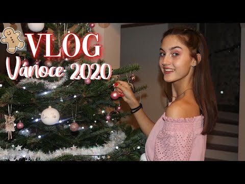 VLOG Z VÁNOC 2020 | Amy's World