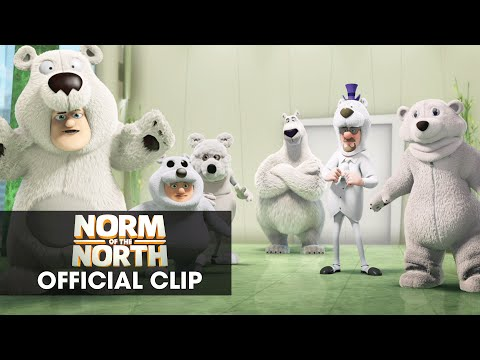 Norm of the North (Clip 'Try Outs')