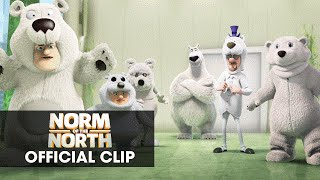 Nonton Norm Of The North  2016  Official Clip        Try Outs    Film Subtitle Indonesia Streaming Movie Download