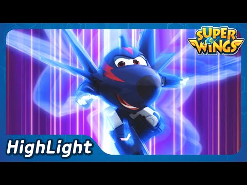 There's No Place Like Rome (Rome)   SuperWings Highlight   EP44