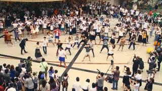 PSY - GANGNAM STYLE Flash Mob BANGKOK [HD]