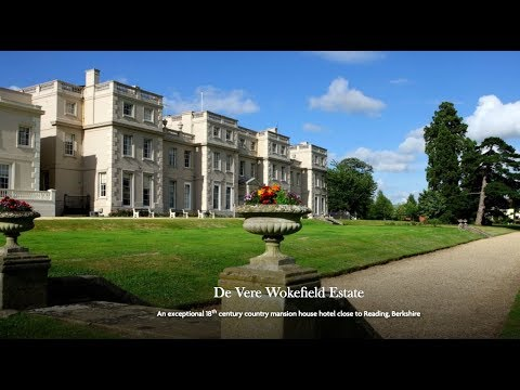 DeVere Wokefield Estate Hotel in Reading Berkshire ROOM TOUR Live Review