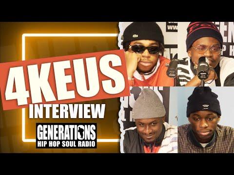 Interview 4Keus : ''C'est beau la vie d'artiste mais c'est dur...''