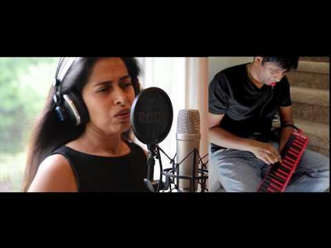 Idhu varai Unplugged| V-Sh rp| Vasanth Vaseegaran ft Meera Manohar