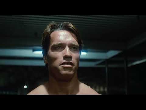 The Terminator/Best scene/James Cameron/Arnold Schwarzenegger/T-800/Bill Paxton/Brian Thompson
