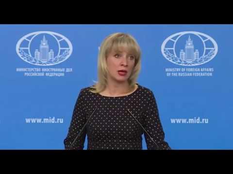 СРОЧНО! Мария Захарова: ЖЕСТКИЙ ответ Западу, на ИСТЕРИКУ после ПОСЛАНИЯ Путина