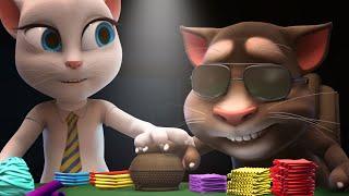 Video Talking Tom and Friends - Poker Face (Season 1 Episode 46) MP3, 3GP, MP4, WEBM, AVI, FLV September 2019