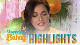 Video Magandang Buhay: Gerald's sweet letter for Bea MP3, 3GP, MP4, WEBM, AVI, FLV Mei 2018