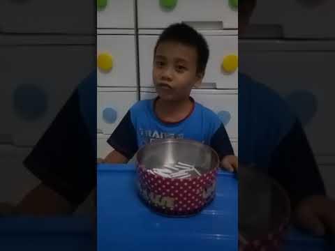 Pengundian give away durian