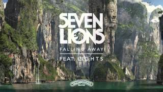 Thumbnail for Seven Lions ft. Lights — Falling Away