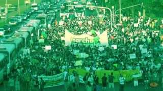 Marcha Da Maconha Brasília 2013