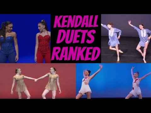 All Kendall Duets Ranked!