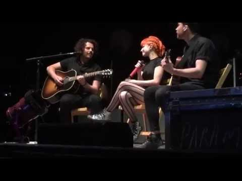 Miguided Ghosts - Paramore 5/22/15