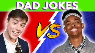 Video Night of Awesome Dad Jokes Battle Featuring Thomas Sanders, Jon Cozart, DangMattSmith and MORE! MP3, 3GP, MP4, WEBM, AVI, FLV Juli 2018