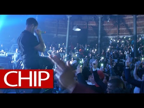 CHIP BRINGS OUT GIGGS, KOJO FUNDS, NOT3S & LOTTO BOYZZ AT FIRE LONDON SHOW @OfficialChip