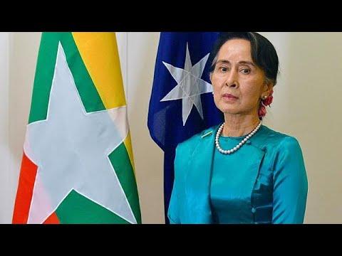 Αυστραλία: Επίσκεψη της Αούνγκ Σαν Σου Κι – Σκληρή κριτική για τους Ροχίνγκια …