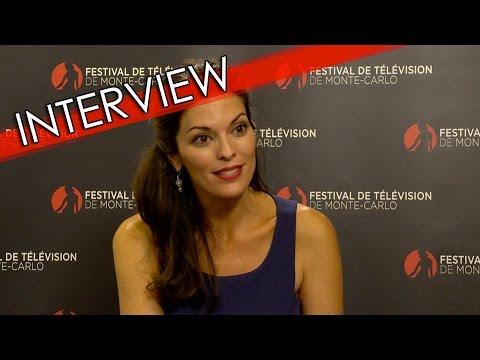 ITW Alana De La Garza (Criminal Minds:Beyond Borders) | FTV16