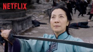 Crouching Tiger, Hidden Dragon : Sword of Destiny - Bande-annonce VOST