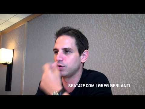 Arrow - Season 3 - Greg Berlanti Comic-Con 2014 Interview [VIDEO]