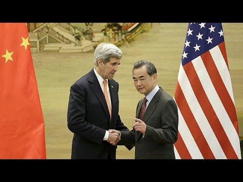 Να πιέσει τη Βόρεια Κορέα ζήτησε από την Κίνα ο Τζον Κέρι