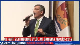 AK Parti Zeytinburnu Eylül Ayı Danışma Meclisi