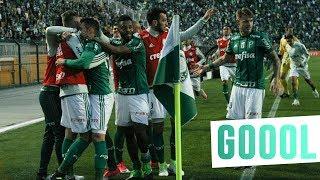 O gol contra que deu ao Palmeiras a vitória sobre o Grêmio, pelo primeiro turno do Campeonato Brasileiro 2017. -------------- Assine o Premiere e assista a t...
