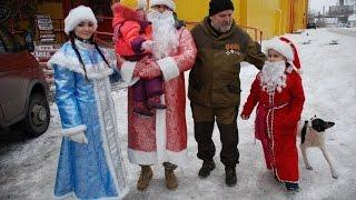 Предпраздничная миссия стрелковцев в ДНР