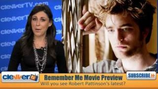 Remember Me Movie Trailer Preview: Robert Pattinson's New Film!