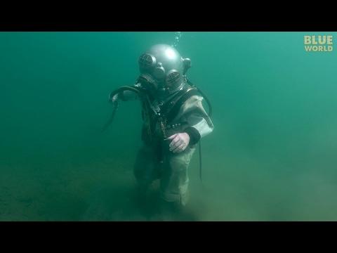 Helmet Diving | JONATHAN BIRD'S BLUE WORLD