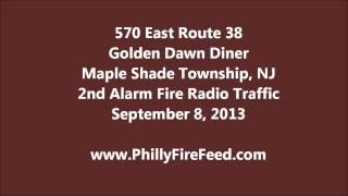 Maple Shade (NJ) United States  City new picture : Maple Shade 2nd Alarm Radio Traffic, 9-8-13
