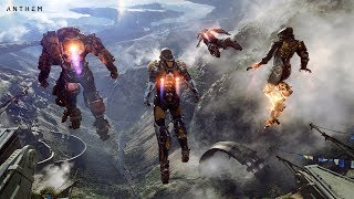 Anthem - E3 2017 Gameplay Reveal