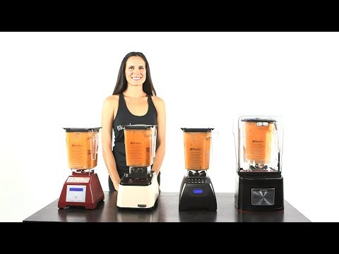 blendtec - Blender Babe Tarashaun explains the differences and similarities between the Blendtec Classic, the Blendtec Designer, the Blendtec Signature, and the Blendte...