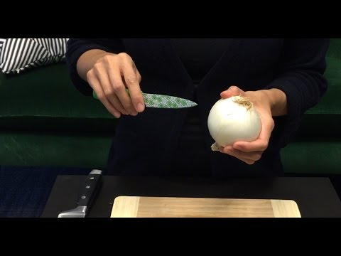 How To Cut An Onion Without Crying