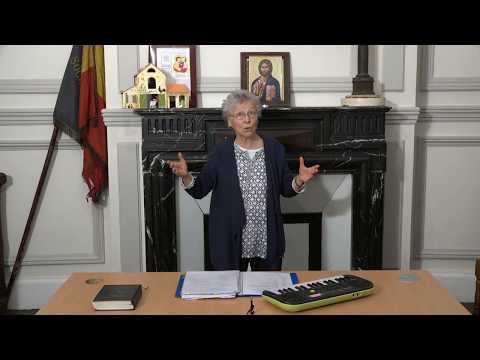 CDS Paris, 4 octobre 2018: Hélène Sejournet - Mémorisation de l'évangile