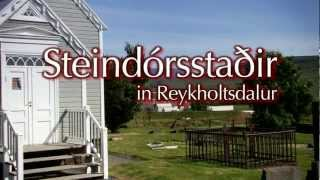 Reykholt Iceland  City new picture : Guesthouse Steindórsstaðir by Reykholt Iceland - Icelandic Farm Holidays