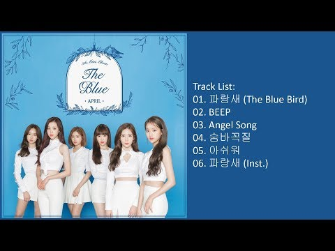[Full Album] APRIL – The Blue (Mini Album) (видео)