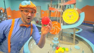 Video Blippi Videos for Toddlers | Learning at the Children's Museum MP3, 3GP, MP4, WEBM, AVI, FLV Agustus 2019