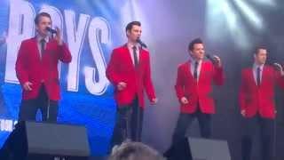 WEST END LIVE 2014- JERSEY BOYS HIT MEDLEY
