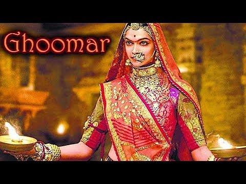 Ghoomar Padmavati Song | Deepika Padukone, Shahid Kapoor, Ranveer Singh | Details