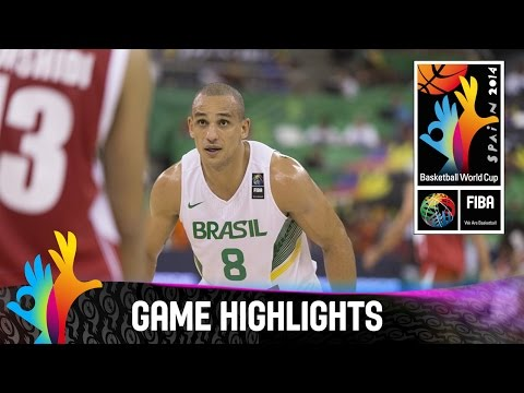 Iran - Watch the highlights of Brazil v Iran. The 2014 FIBA Basketball World Cup will take place in Spain from 30 August - 14 September and will feature the best international players from all continent...