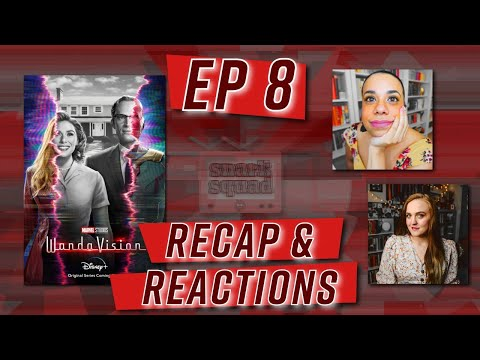 WandaVision episode 8 recap & reactions live show discussion thing