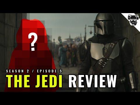 The Jedi REVIEW - Season 2 / Episode 5 - The Mandalorian