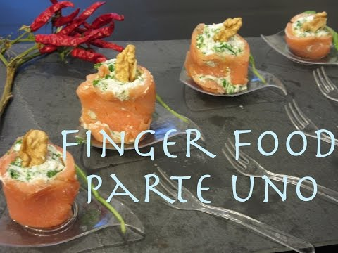 finger food facili e veloci