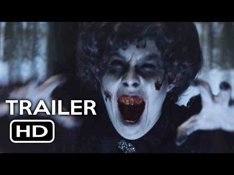 The Remains Official Trailer #1 (2016) Nikki Hahn Horror Movie HD