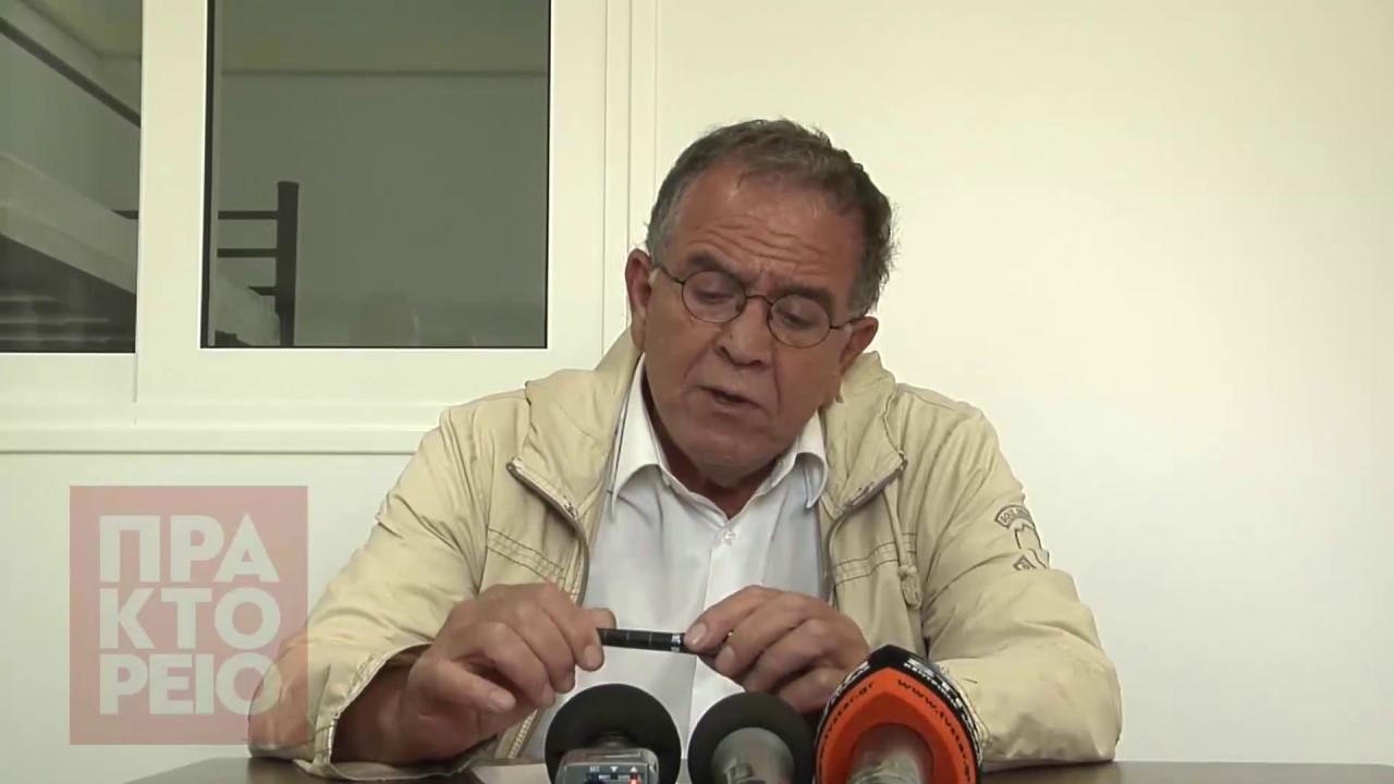 Ο Γ.Μουζάλας για την εκκένωση του Ελληνικού