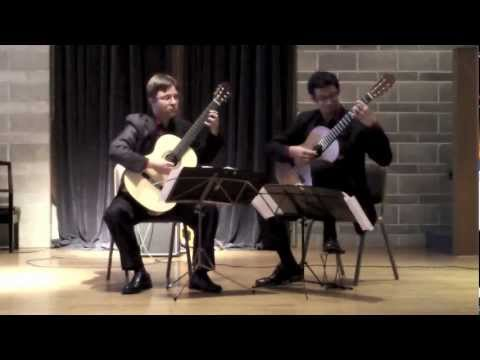 Quelus Duo play Domeniconi Op 14