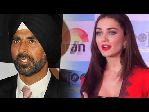 Amy Jackson: Working With Akshay Kumar Is A Huge D