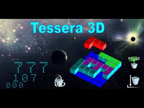 Video of Tessera3D 3-dimensional puzzle